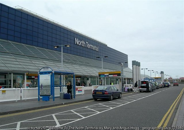 Gatwick Airport North Terminal Postcode >> Gatwick Airport Directions